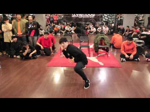 20160319 IP Locking Battle Vol.1 Judge Solo - Locking Jack (IP Lockers)