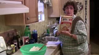 How To Make Oatmeal Fudge Brownie Bars -- Mom's Recipe