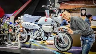 300 Triệu mua chiếc Honda Monkey ĐỘ khủng này
