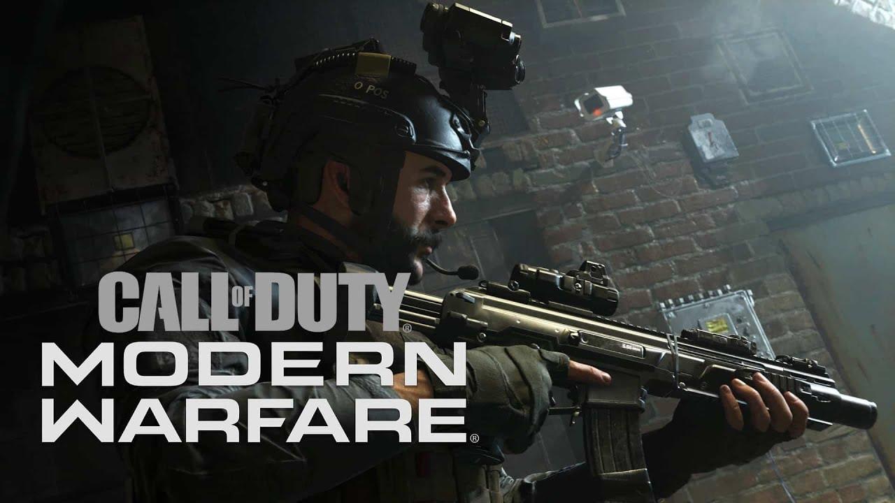 《使命召唤:现代战争》现代战争 10.25 发售预告