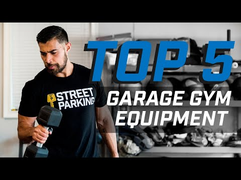 My Top 5 Picks For Gym Equipment!