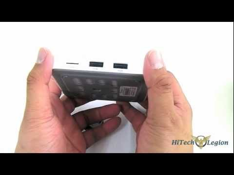 Pivos Xios DS Media Player Unboxing + Review