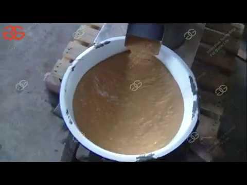 Indsutrial Peanut Butter Grinder Machine