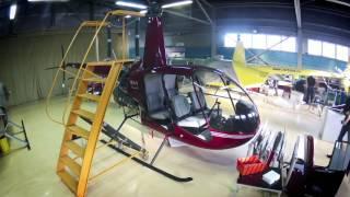 Сборка Вертолета