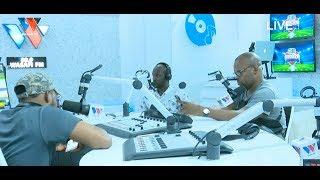 #LIVE: SPORTS ARENA NDANI YA WASAFI FM - DECEMBER 27. 2019