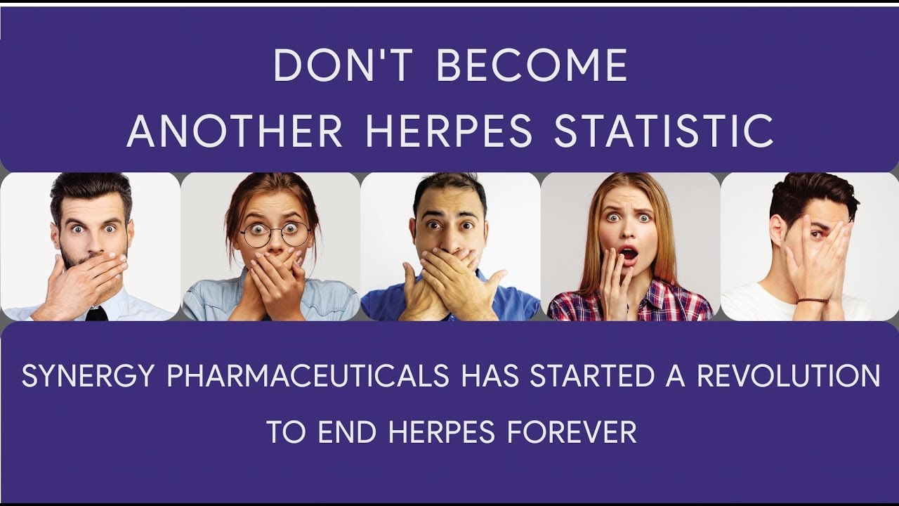 The Latest Breakthrough to Cure the Herpes Simplex Virus - YouTube