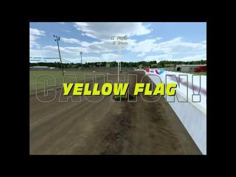 XRT @ Upper Iowa Speedway Dirt Mini Modz