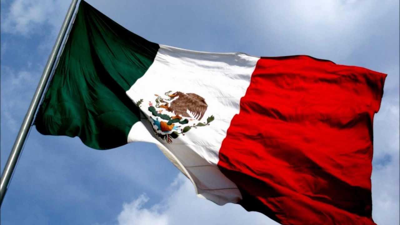 Cancin a la Bandera de Mxico  YouTube