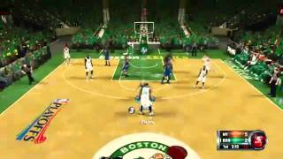 Nba2k12 Gameplay Demo (PC)