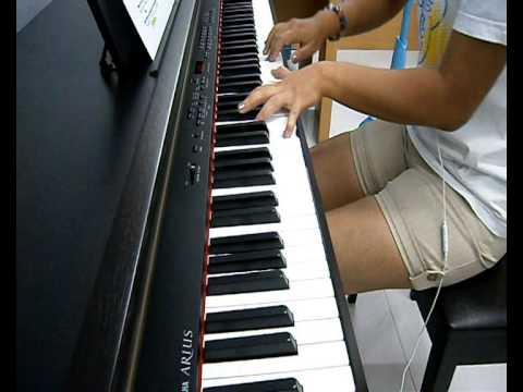 ดาว/คริสติน [Piano Covered By Tan]
