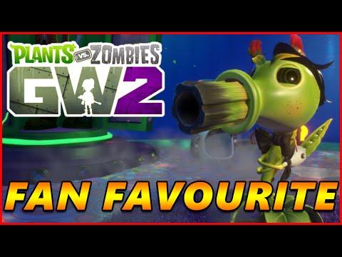 Fan Favourite #8 Agent Pea - Plants vs Zombies Garden Warfare 2