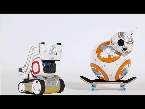 Роботы для детей.