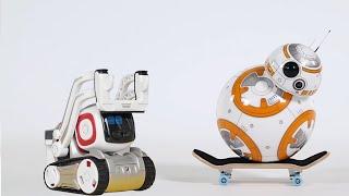 Роботы для детей.  Топ 5 интеллектуальных игрушек. Забавные интерактивные игрушки.