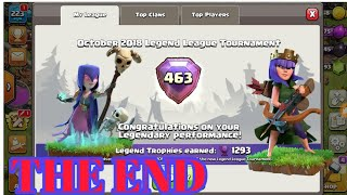 END OF 'Quest To 6500 Trophies' - Final Episode - Clash of Clans
