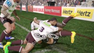 Rugby League Live 4 - Official Trailer Details + Analysis