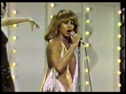 Tina Turner-Proud Mary and I Wanna Take You Higher-Warner Theatre 1978