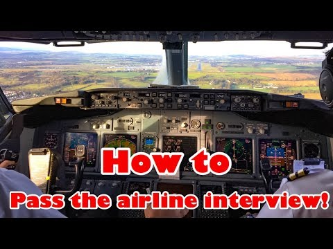 How To Pass The Airline Interview.
