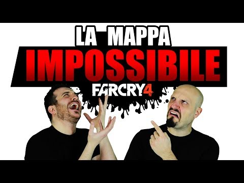 FAR CRY 4 COOP - MAPPA QDSS... IMPOSSIBILE