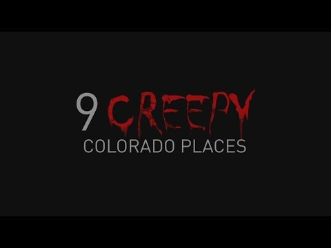 9 Creepy Colorado Places That Aren't The Stanley Hotel