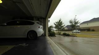 Gimmick GMS Catback 08+ WRX/STI Quad TIP Exhaust