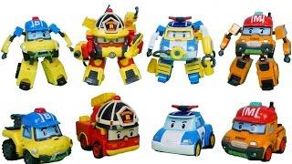 Robocar Poli SpacePack New Car Toys