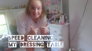 SPEED CLEAN WITH ME!!!