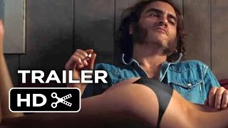 Inherent Vice Paranoia TRAILER (2014) - Joaquin Phoenix, Reese Witherspoon Movie HD
