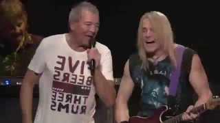 Deep Purple - Green Onions / Hush (..to the Rising Sun in Tokyo 2015 Full HD)