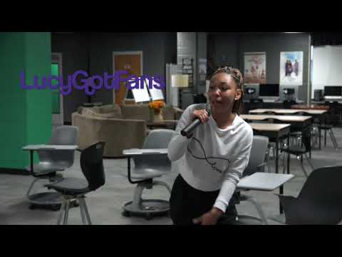 LucyGotFans auditioning for the Record Label