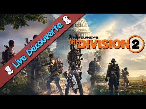 [Rediffusion 12/03/2019] À la découverte de The Division 2 sur Xbox One