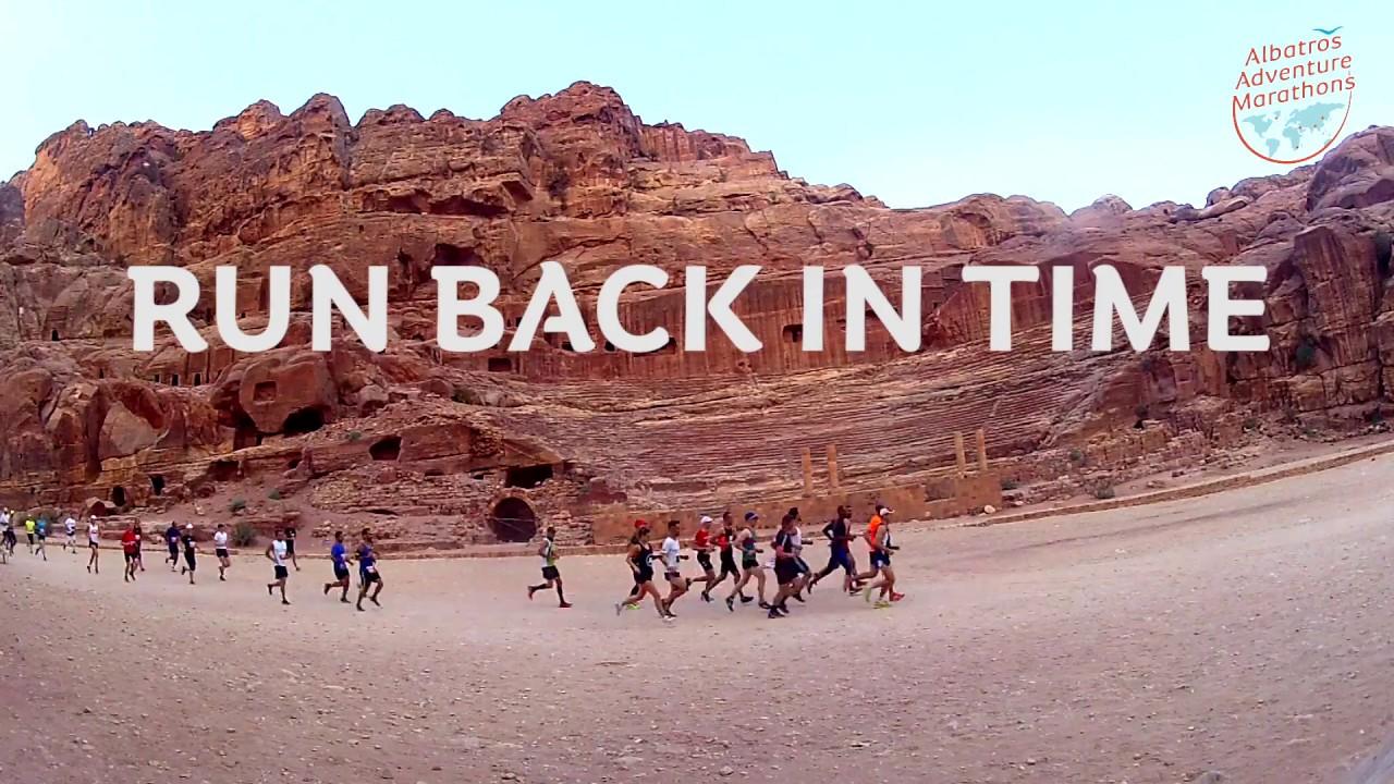 Calendario Ultratrail.Petra Desert Marathon Half 42k 21k Run Back In Time 07