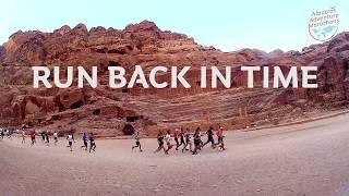 Petra Desert Marathon - Run back in time