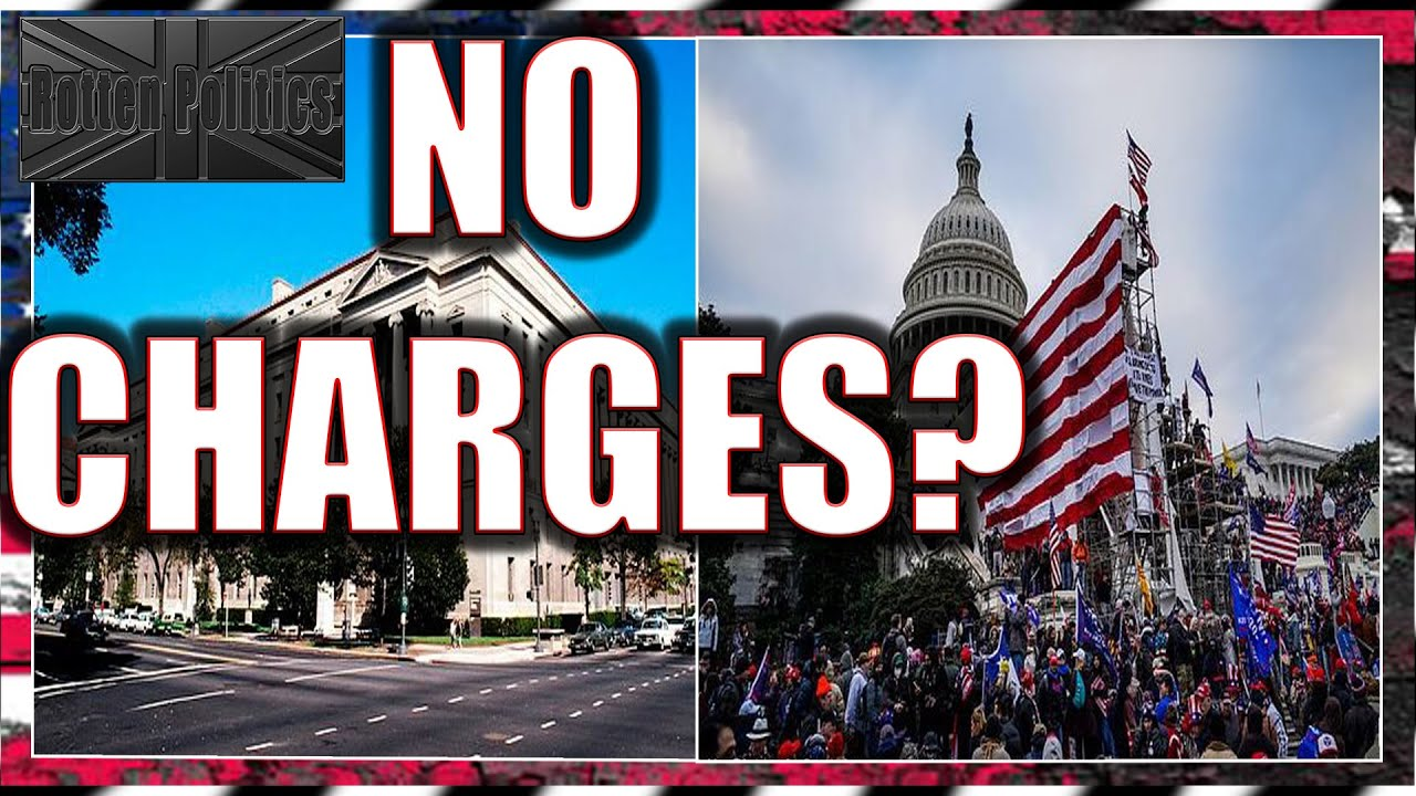 The DOJ might not charge MAGA supporters ?? ?