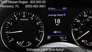 2018 Nissan Rogue S 4dr Crossover for sale in Marianna, FL 3