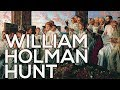 William Holman Hunt: A collection of 89 works (HD)