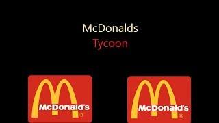 Mcdonald's Tycoon Timelapse [4K] [Roblox]