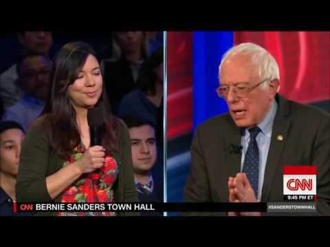 Bernie Sanders on Undocumented Immigrants