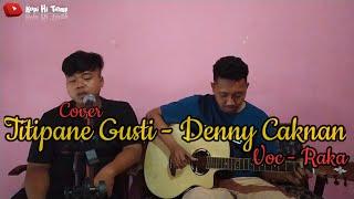 Denny Caknan - Titipane Gusti Cover   Kopi Hi Temp (Live Acoustic)