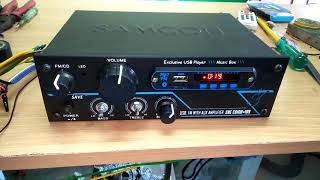 Mini auto amplifier vijay electronic 8838254604