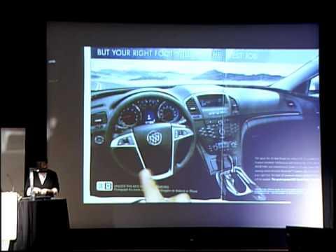 Barry Salzman - Google Future Of  Ads Display Webcast - Part 2/4