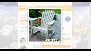 Video Best Plastic Adirondack Rocker Chair download MP3, 3GP, MP4, WEBM, AVI, FLV Agustus 2018
