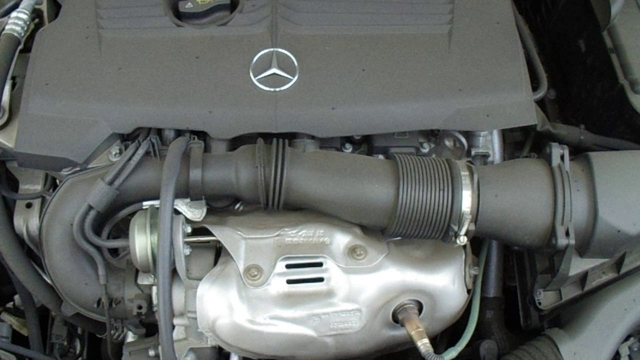 M19550 mercedes w246 b200 1 6t 270910 auto 2013 engine for Mercedes benz b200 aftermarket parts