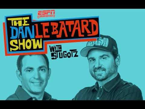 The Dan Le Batard Show with Stugotz - Hour 3: Chris Simms: 1/12/18