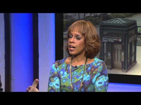 Gayle King's Career | King | Steve Adubato | One-on-One