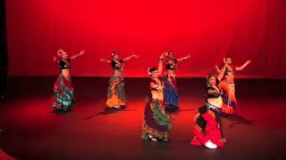 Kumuda Tribal Performs at the LVBDI 2013
