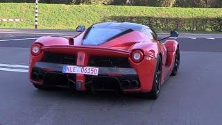 Ferrari LaFerrari - V12 Engine SOUNDS!