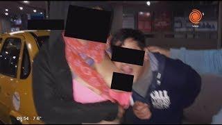 Taxistas denigran a una mujer en la Terminal