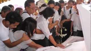 Mama Auring Interment - Sept. 15, 2012