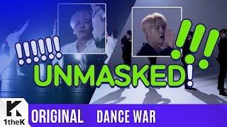 [DANCE WAR(댄스워)] Round 1: UNMASKED ver.