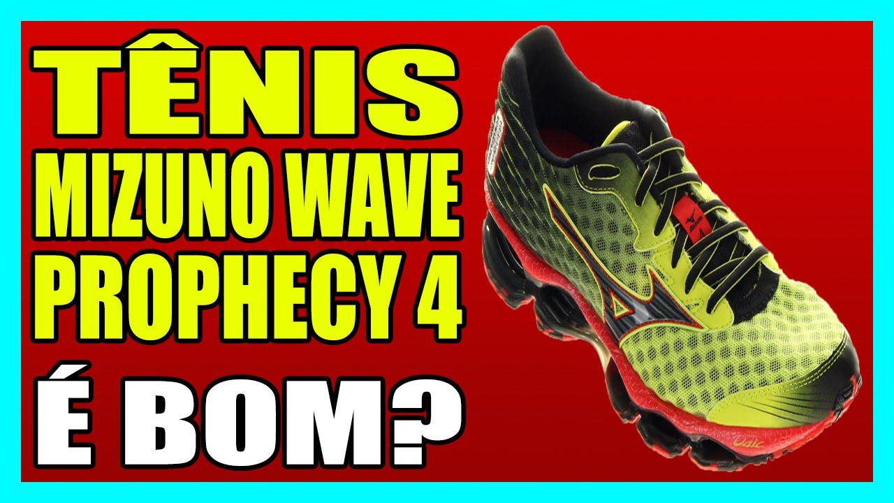 tenis mizuno wave prophecy 4 trailer